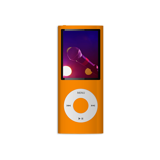 Reparación iPod Nano Generación 5