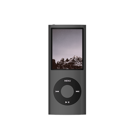 Reparación iPod Nano Generación 4
