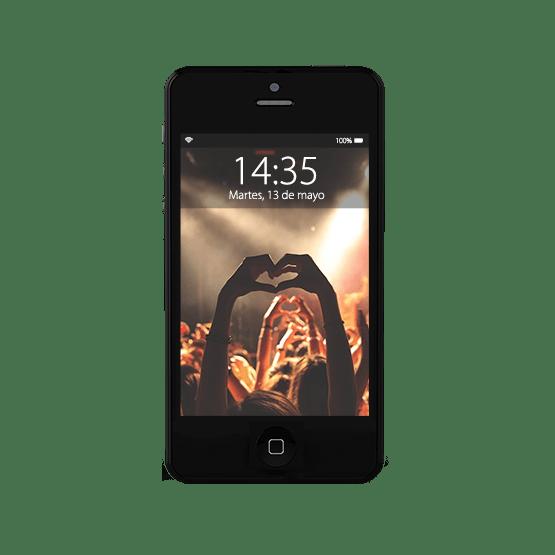 Reparación iPod Touch Generación 4