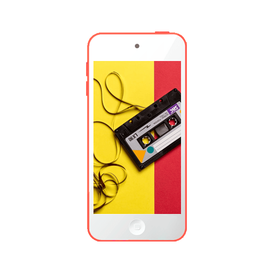 Reparación iPod Touch Generación 5