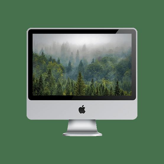Reparación iMac 20 inch Mid 2009