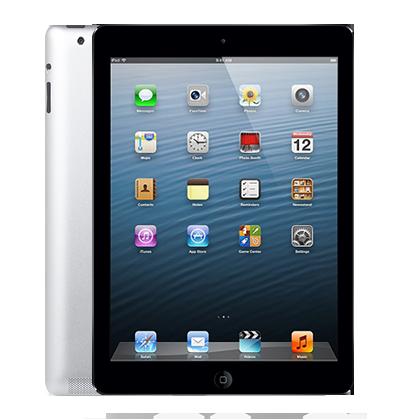 Reparación iPad Generación 4