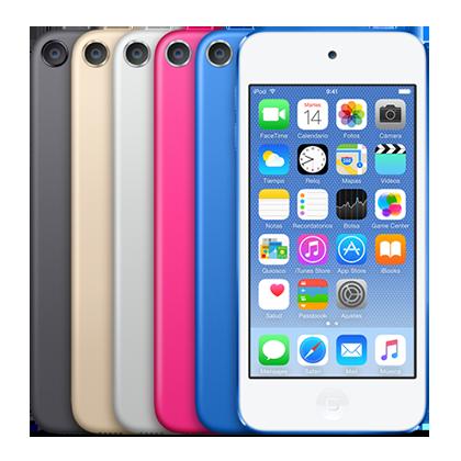 Reparación iPod Touch Generación 6