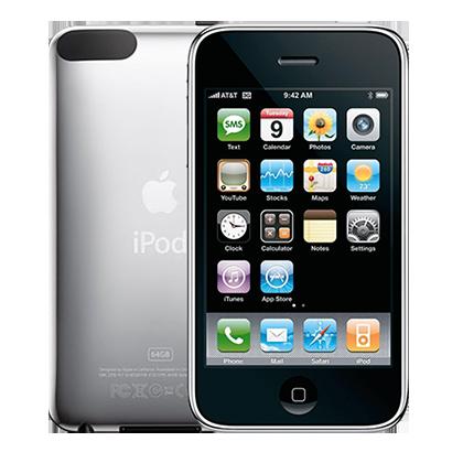 iPod Touch (3ª generación)