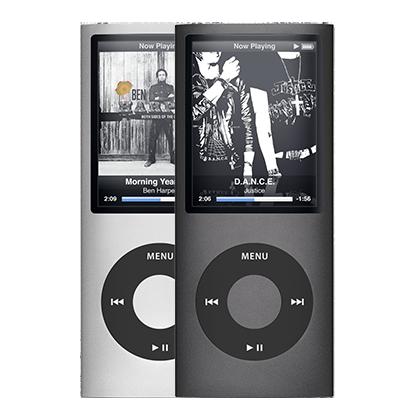 iPod nano (4ª generación)