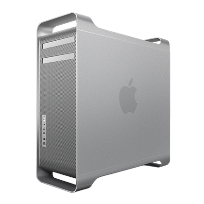 Reparación Mac Pro 8 Core 2007