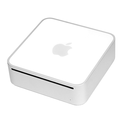 Reparación Mac Mini Late 2009