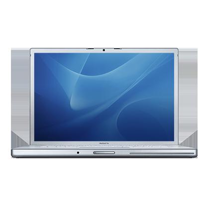 Reparación Macbook Pro 15 inch 2006