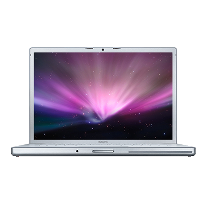 Macbook Pro 17 inch Early 2008