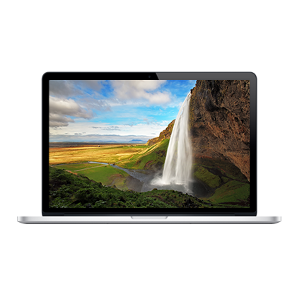 Macbook Pro Retina 15 inch Mid 2015
