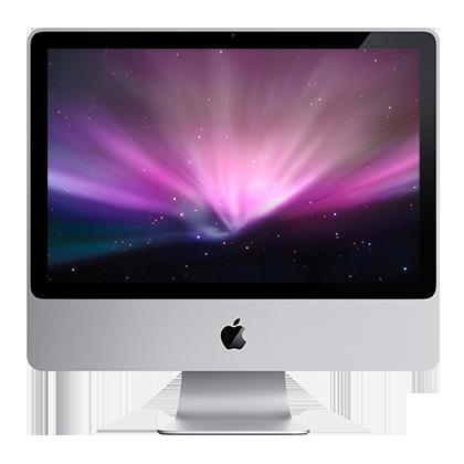 Reparación iMac 20 inch Early 2008