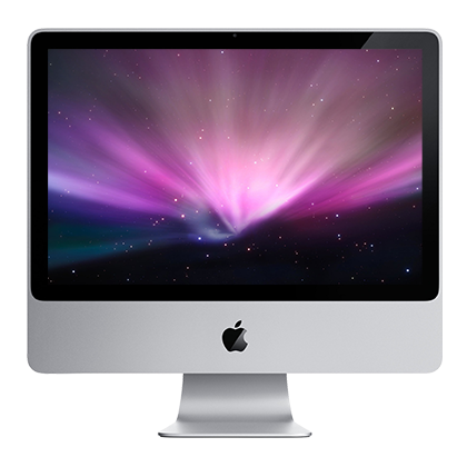 Reparación iMac 24 inch Early 2009