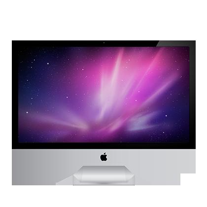 iMac 21,5 inch Late 2009