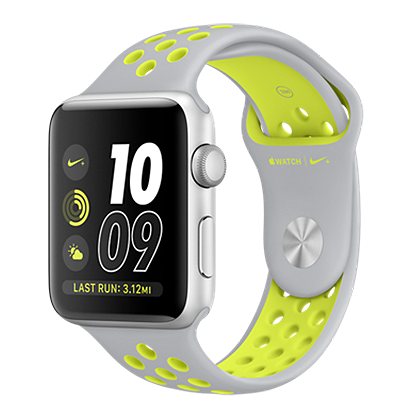 Reparación Apple Watch Nike + Series 2