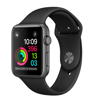 Reparación Apple Watch Sport Series 2