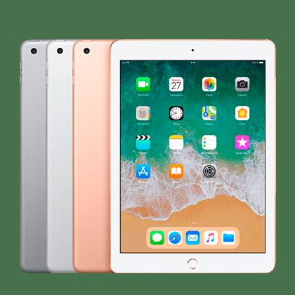 Reparación iPad Generación 6