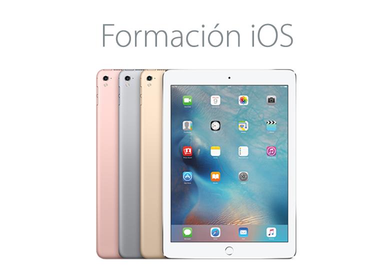 Dispositivos iPad - Formación iOS