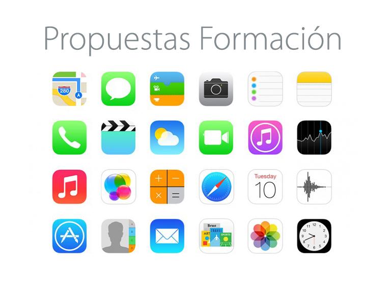 Propuestas de Formación iOS