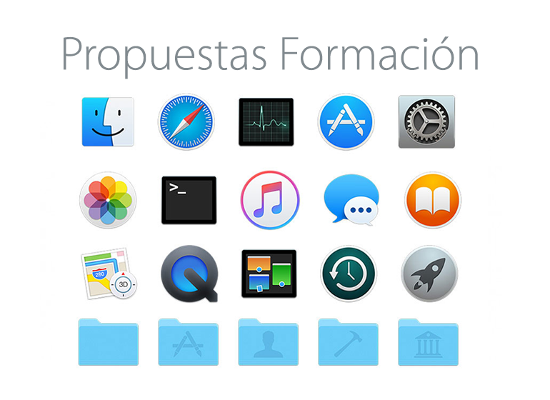 Propuestas de Formación Mac