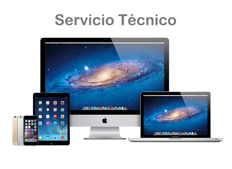 Servicio Técnico para dispositivos Apple