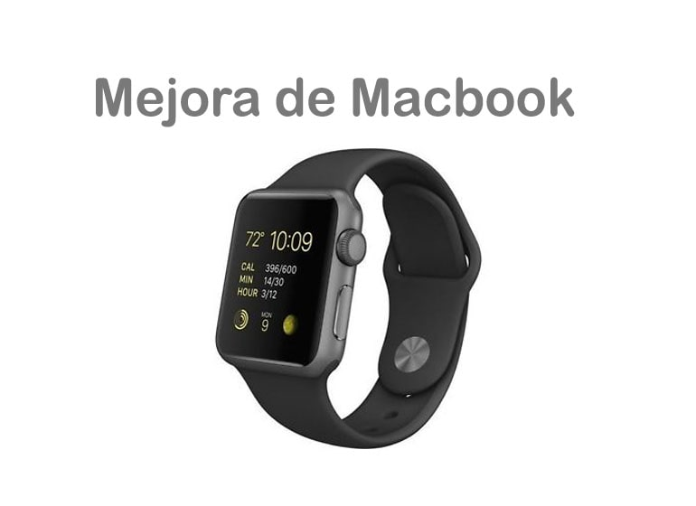 Reparar la pantalla de Apple Watch Sport en Madrid