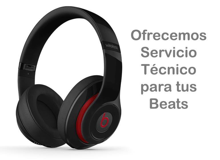 Servicio Técnico Apple para tus auriculares Beats