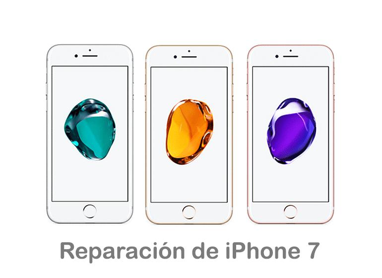 Reparar batería de iPhone 7 si no carga