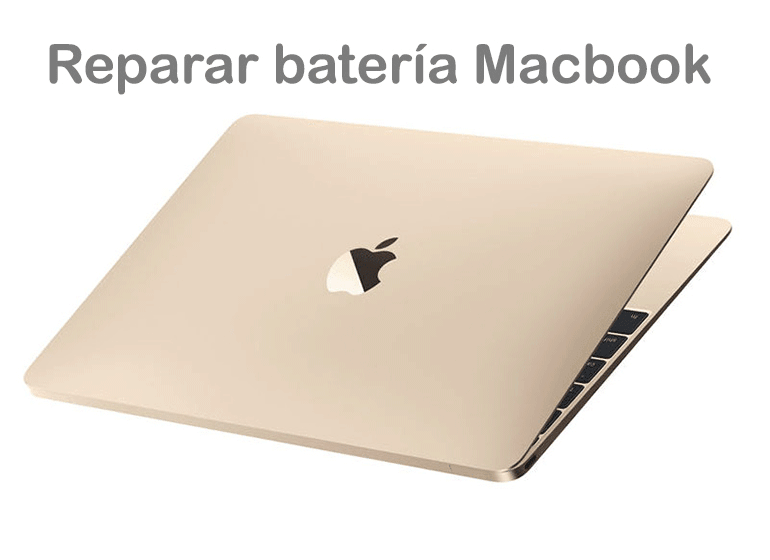 Reparar batería Macbook en Servicio Técnico Apple