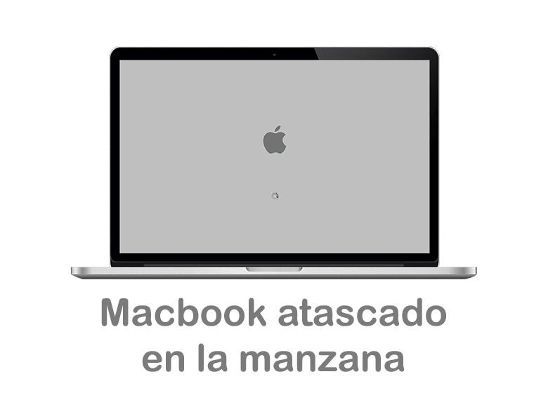 Reparar Macbook si no pasa de la manzana o se queda colgado