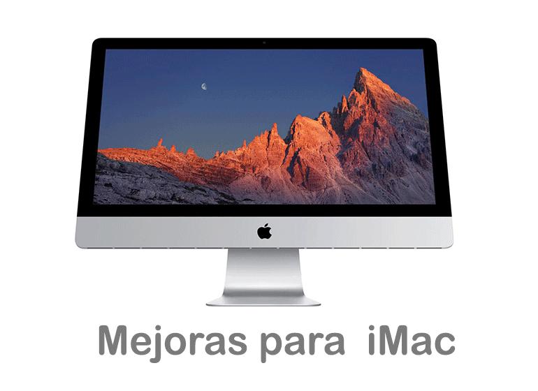 Puesta a punto de tu iMac en Servicio Técnico Apple