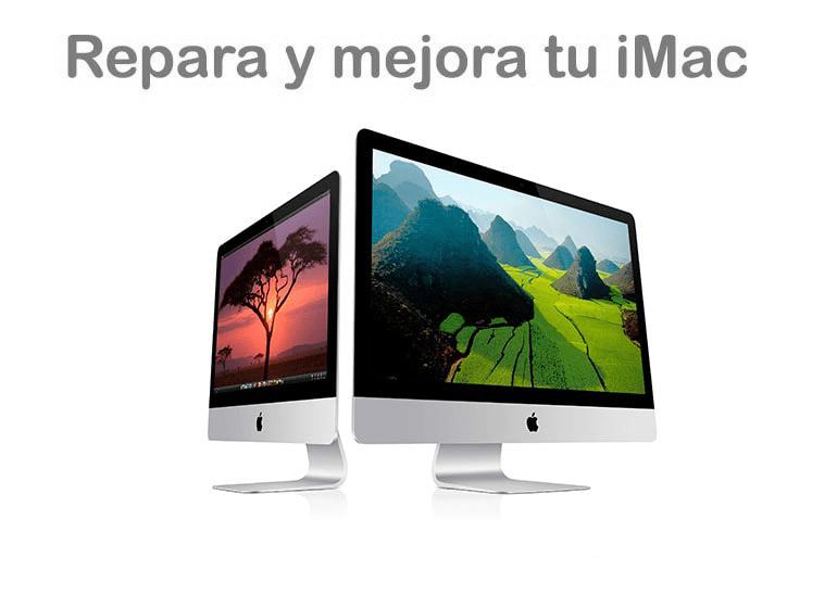 Repara y Mejora tu Mac en Servicio Técnico Apple
