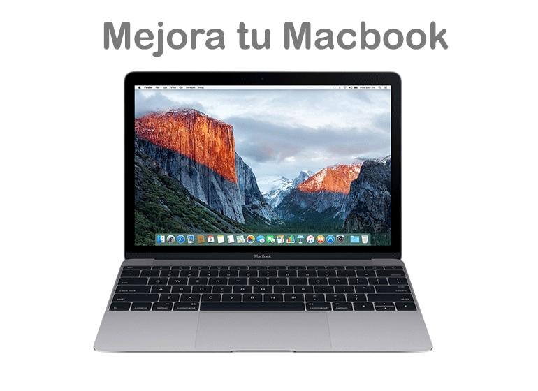 Si tu Macbook va lento, mejoramos su velocidad
