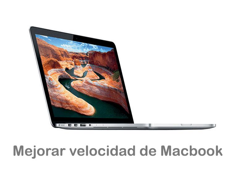 Mejoras para Macbook si va lento o se queda colgado