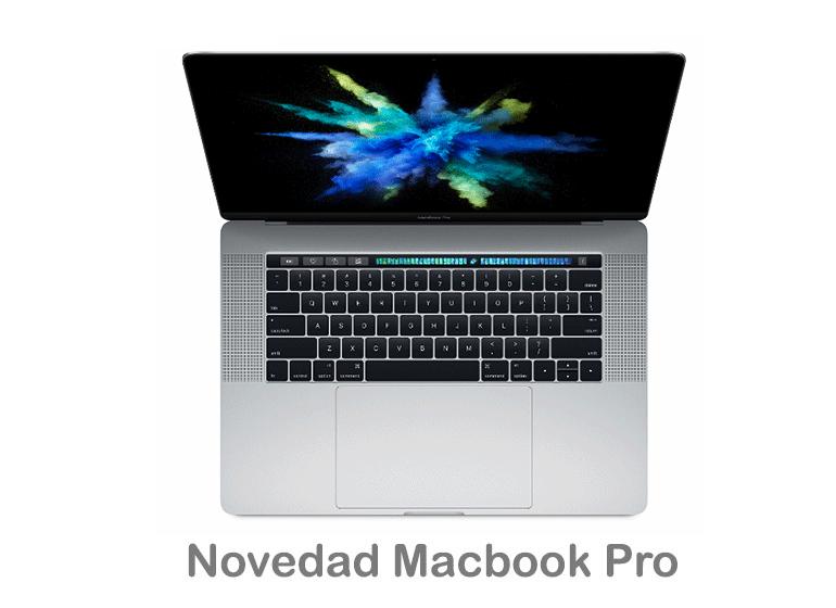 Apple presenta el nuevo Macbook Pro 2016