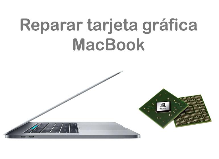 Repara la tarjeta gráfica de tu MacBook