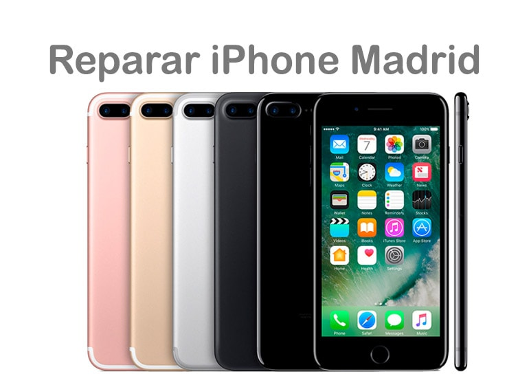 Repara tu iPhone en Madrid