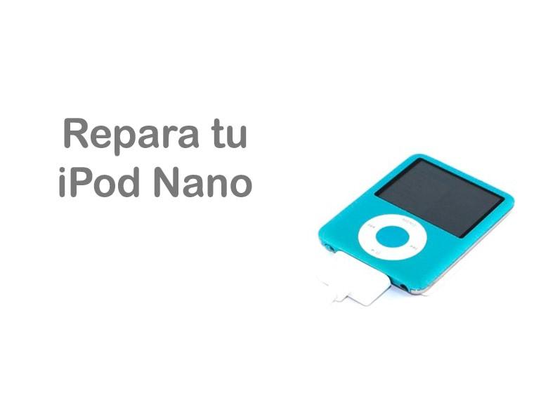 Repara tu iPod Nano