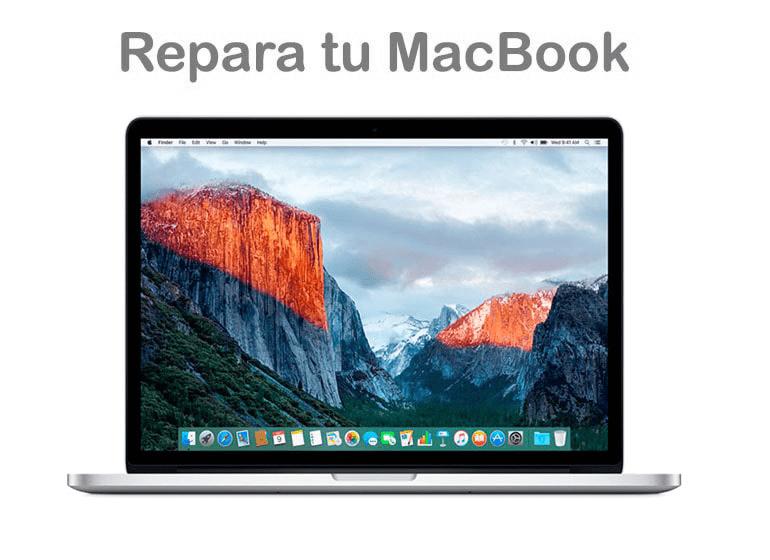 Mejorar rendimiento Macbook en Servicio Técnico