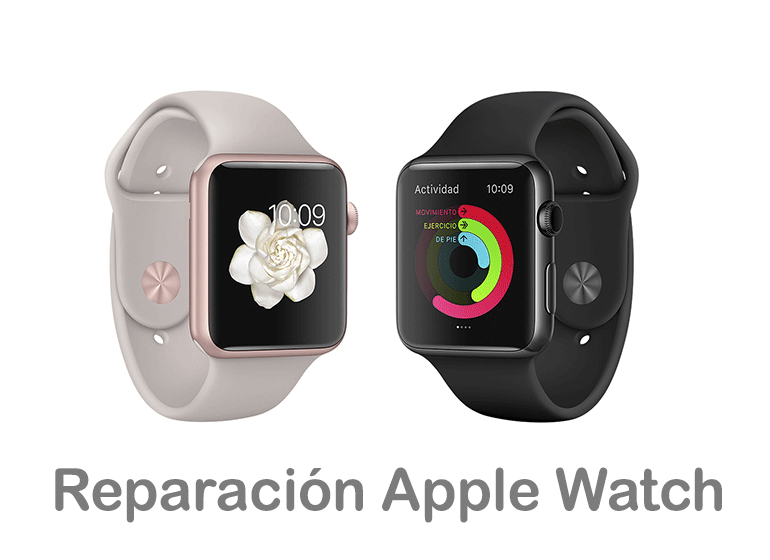 Reparar pantalla rota Apple Watch