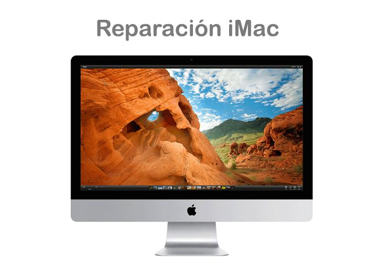 Reparar iMac si no enciende o tiene la pantalla en negro