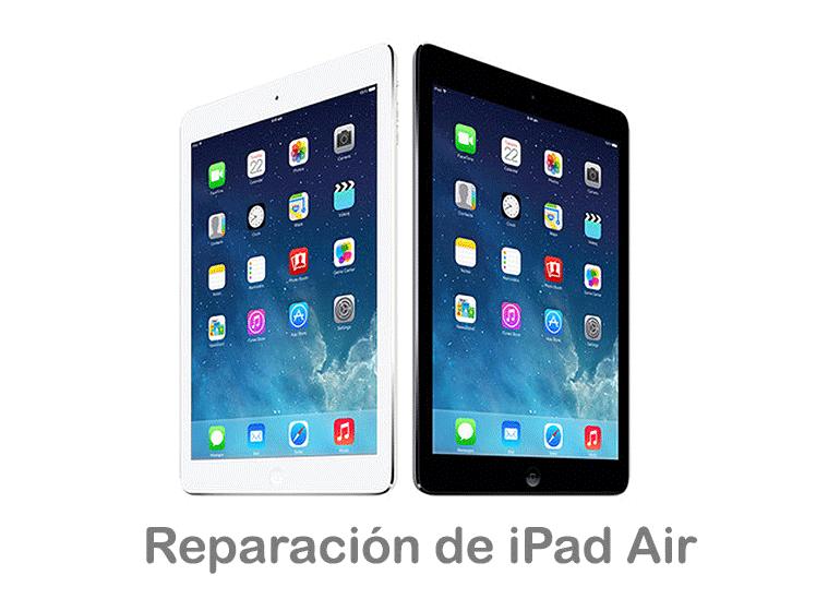 Arreglar cristal roto de iPad Air 2