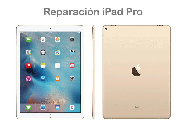 Reparación iPad Pro en Servicio Técnico Apple