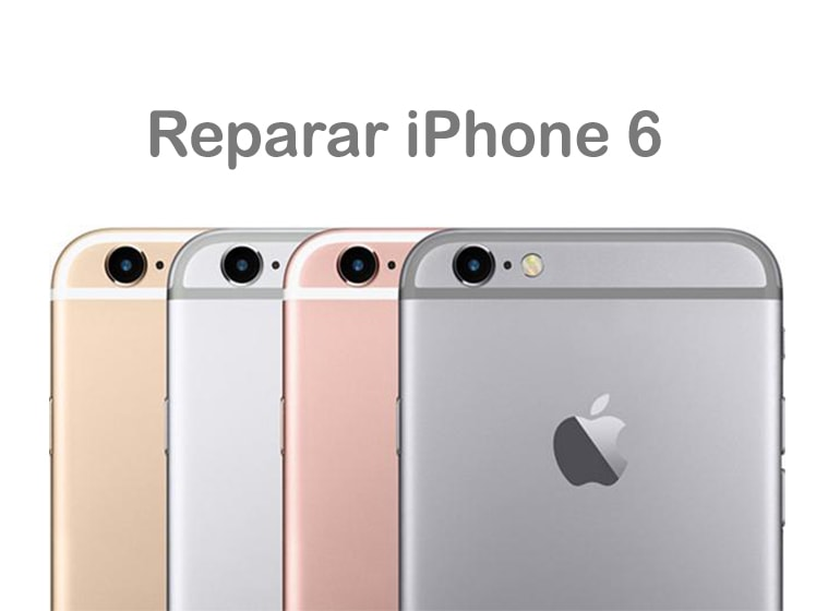 Reparar iPhone 6S en Servicio Técnico Productos Apple