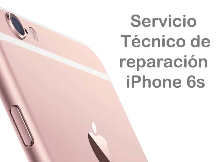 Repara tu iPhone 6S y iPhone 6S Plus en  Servicio Técnico Apple