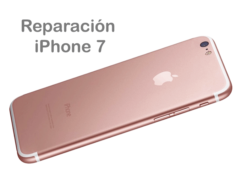 Repara tu iPhone 7 roto con Servicio Técnico Productos Apple