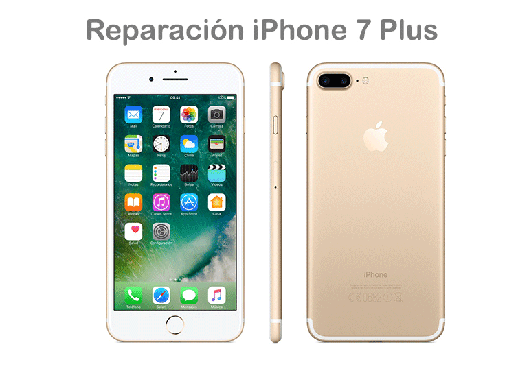 Reparación Apple para el iPhone 7 Plus
