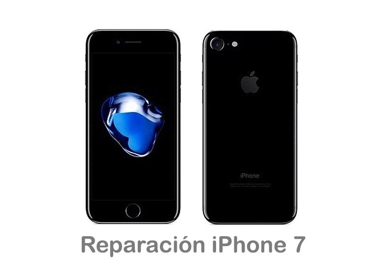 El botón home de iPhone 7 no funciona o no reconoce la huella