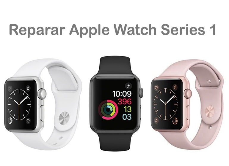 Reparar Apple Watch Series 1