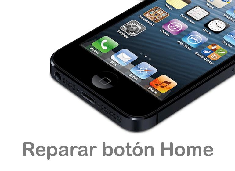 Reparar el botón home de tu iPhone en Servicio Técnico