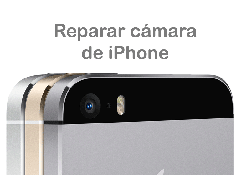 Reparar cámara de iPhone en Servicio Técnico Apple